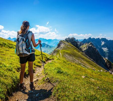 Wandercoaching Reise