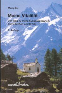 """Buchcover des Buches """"Meine Vitalität"""" von Mario Biel"""